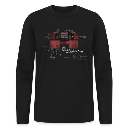 Men's Long Sleeve Electronium Shirt - Men's Long Sleeve T-Shirt by Next Level