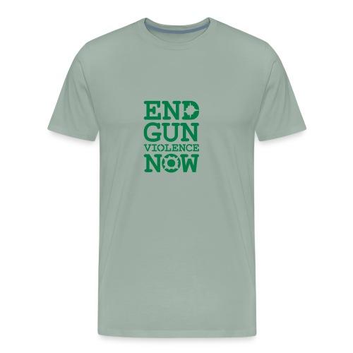 * END GUN VIOLENCE NOW !  *  - Men's Premium T-Shirt
