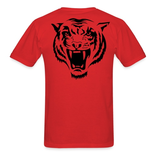 eye of the tiger - Men's T-Shirt