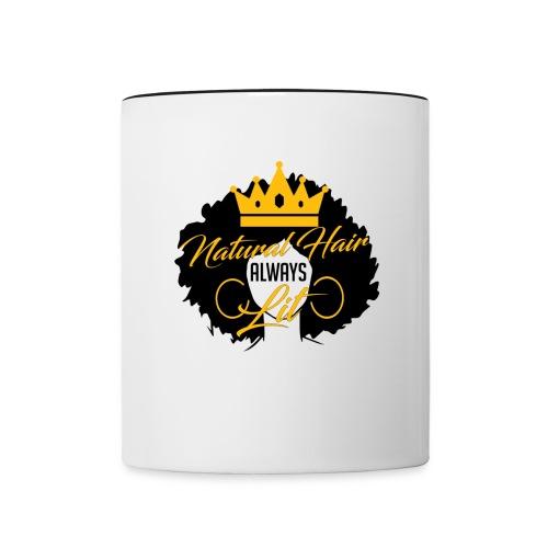 Naturally lit Mug - Contrast Coffee Mug