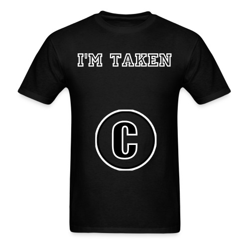 Copyrighted - Men's T-Shirt