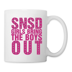 SNSD- The Boys Mug - Coffee/Tea Mug