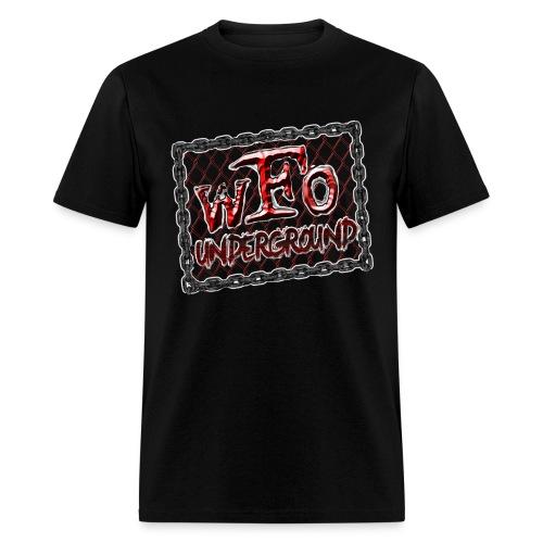wFo Underground - (Traditional - Men's) - Men's T-Shirt