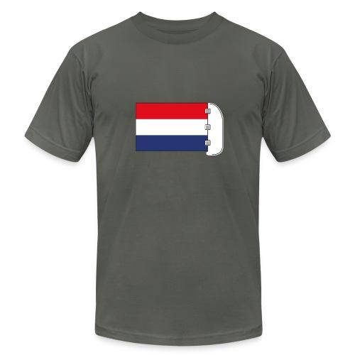 Dutch Rudder - T-shirt - Men's  Jersey T-Shirt