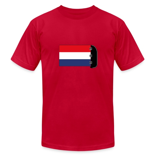 Dutch Rudder - T-shirt - Men's Fine Jersey T-Shirt