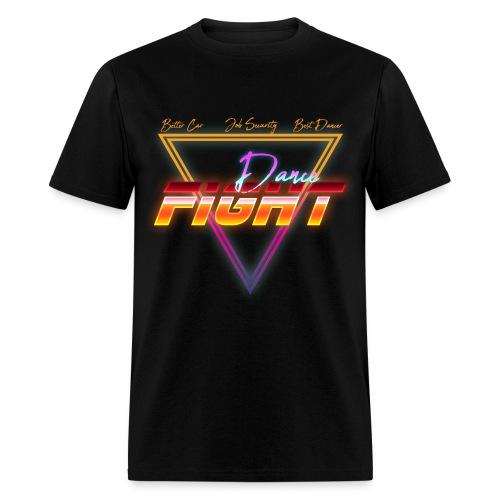 MEET YOU ON THE DANCE FLOOR OUTRUN - Men's T-Shirt