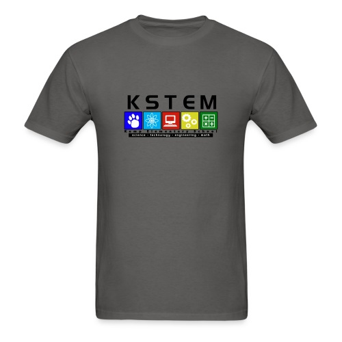 Kemp STEM logo shirt - Men's T-Shirt