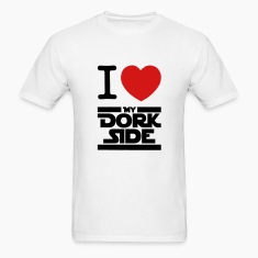 I love my dork side T-Shirts