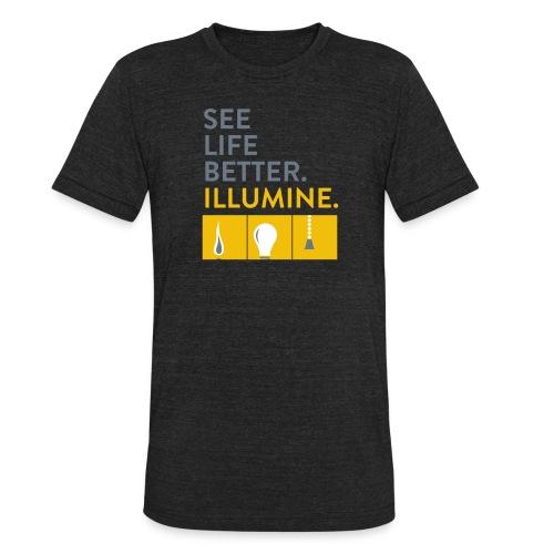 Triblend Logos - Unisex Tri-Blend T-Shirt