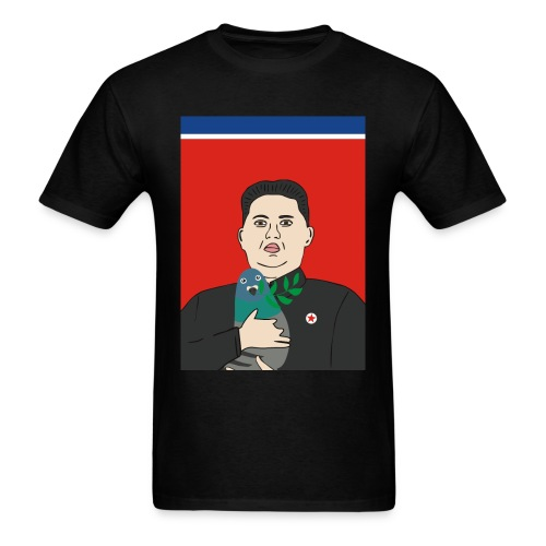 Kim Jong-un - Men's T-Shirt