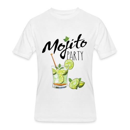 Mojito Party - Men's 50/50 T-Shirt