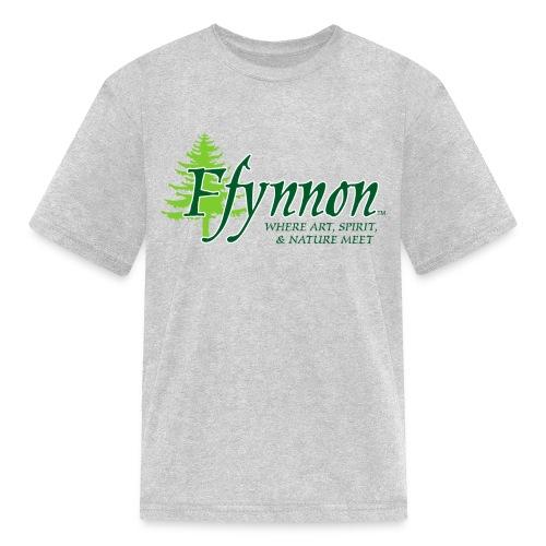Ffynnon Standard Kids Tee - Kids' T-Shirt
