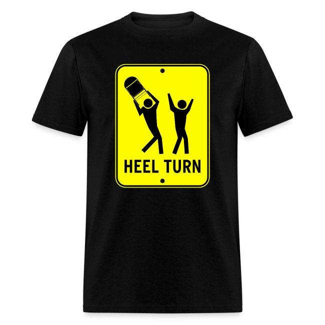 Heel Turn (Men)