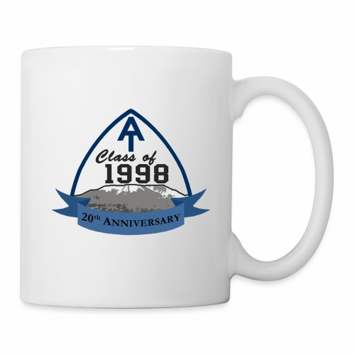 AT Class of 1998 – 20 Anniversary - Mug - Coffee/Tea Mug