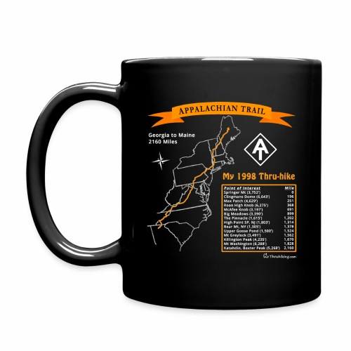 AT Class of 1998 – 20 Anniversary - Mug - Full Color Mug