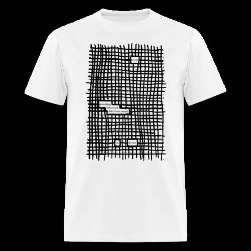 Behind Bars - Men's T-Shirt