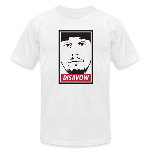 Disavow T-Shirt Men's - Men's Fine Jersey T-Shirt