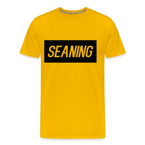 Seaning Box Men's Shirt B - Men's Premium T-Shirt