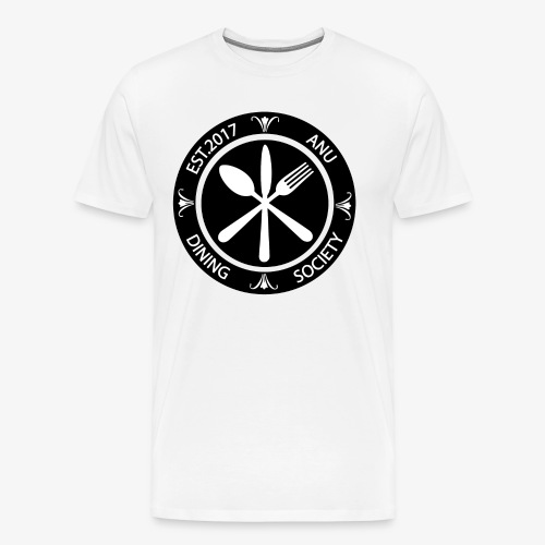 DinSoc - Male - Men's Premium T-Shirt