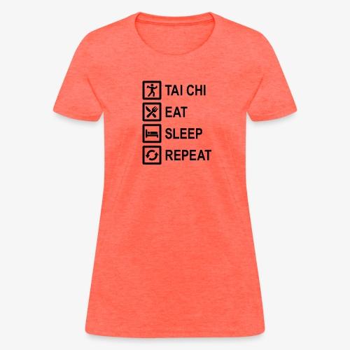 Tai Chi T Shirt - Women's T-Shirt