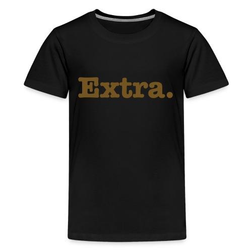Kids Tshirt, Gold glitter - Kids' Premium T-Shirt