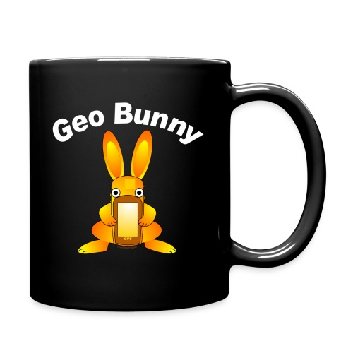 Geo Bunny - Full Color Mug