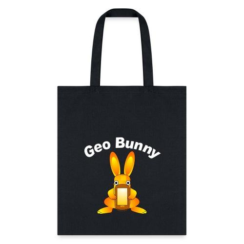 Geo Bunny - Tote Bag