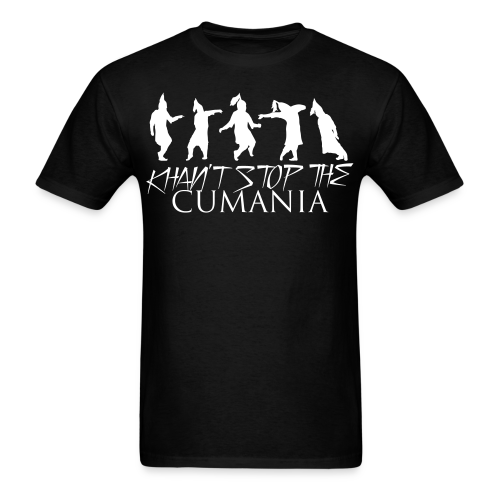 Cumania - normal edition - Men's T-Shirt