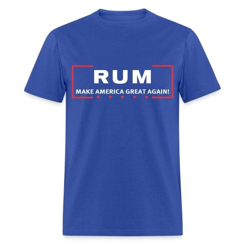 Rum   - Men's T-Shirt