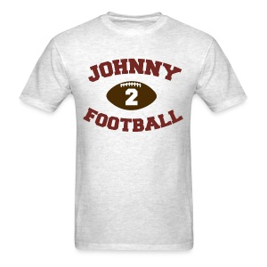Johnny football shirt v2 - Men's T-Shirt