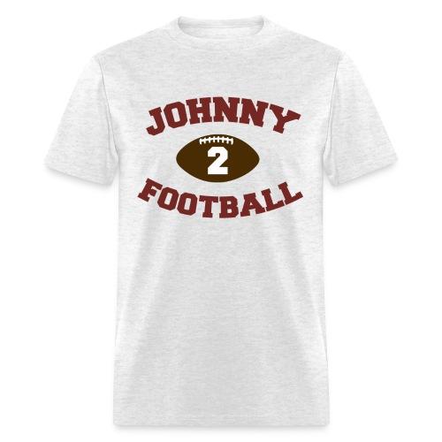 Johnny football shirt v2 - Men's T-Shirt