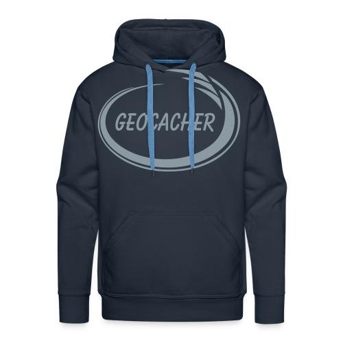 Geocacher Splash - Men's Premium Hoodie