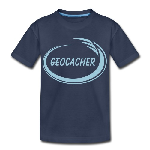 Geocacher Splash - Toddler Premium T-Shirt
