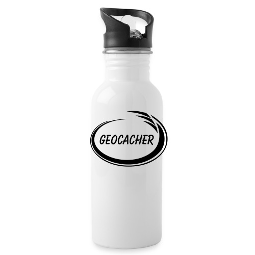 Geocacher Splash - Water Bottle