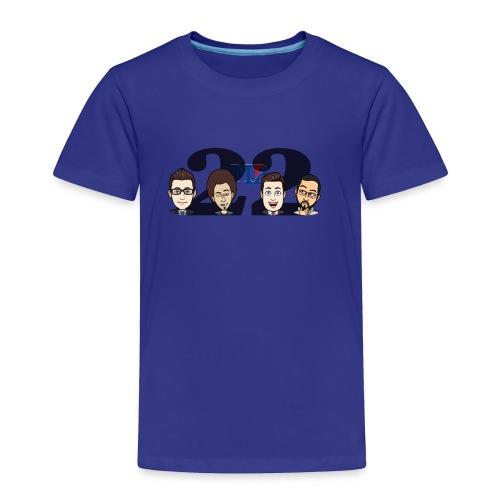 Lucas - Toddler Premium T-Shirt