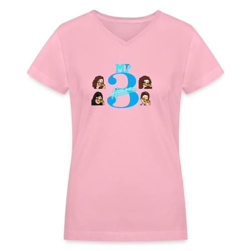 Jen - Women's V-Neck T-Shirt