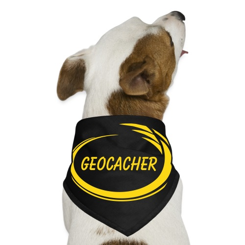 Geocacher Splash - Dog Bandana