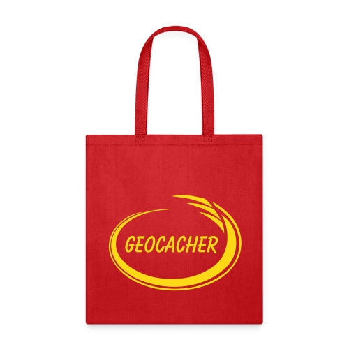 Geocacher Splash - Tote Bag