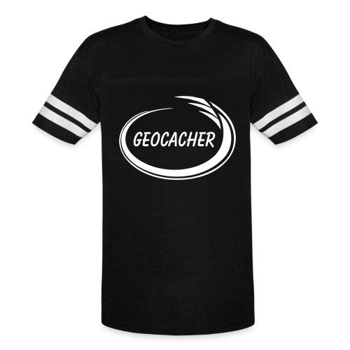 Geocacher Splash - Vintage Sport T-Shirt