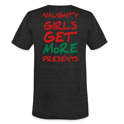 Naughty Girls - Unisex Tri-Blend T-Shirt