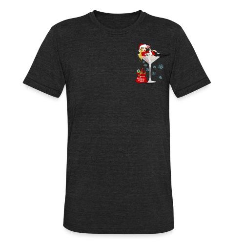 Santa's Naughty List - Unisex Tri-Blend T-Shirt