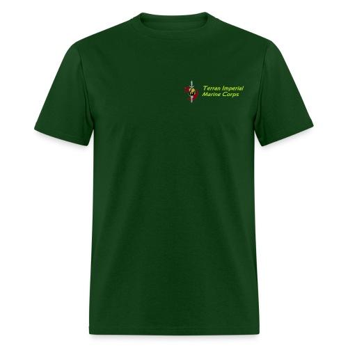 Terran Imperial Marine Corps t-shirt - Men's T-Shirt