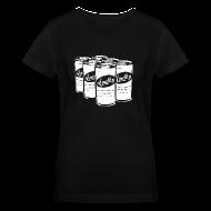 Women's T-Shirts ~ Women's V-Neck T-Shirt ~ Women's Black