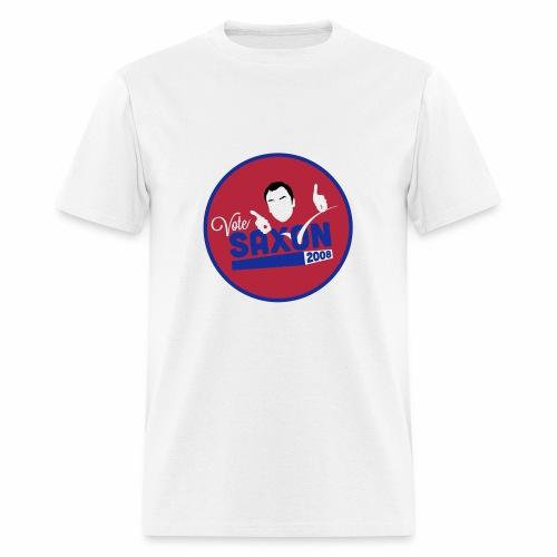 Vote Saxon 2008 - Men's T-Shirt