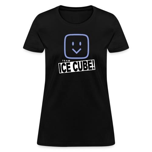 Team IC! hanger shirt dark - Women's T-Shirt