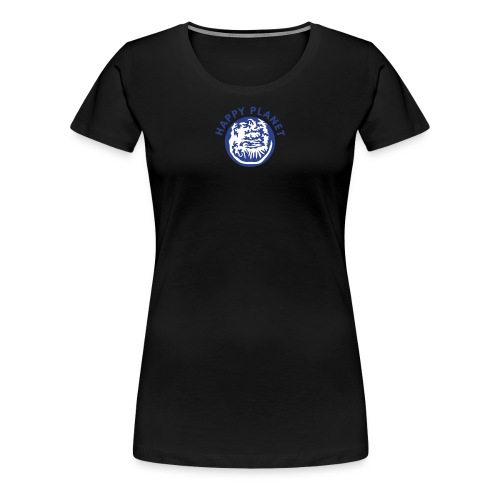 Happy Planet - Women's Premium T-Shirt