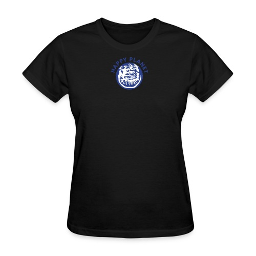 Happy Planet - Women's T-Shirt