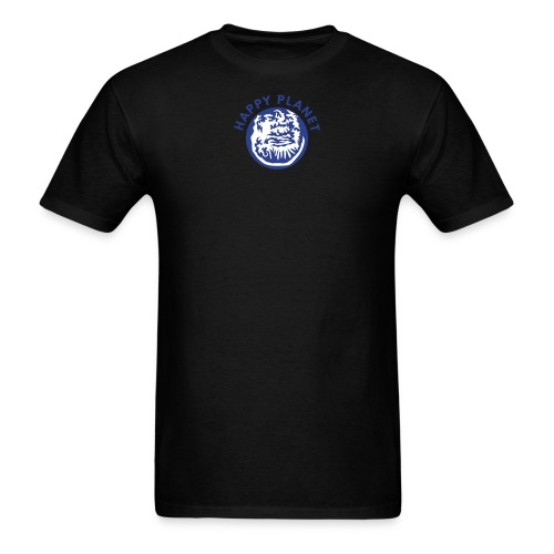 Happy Planet - Men's T-Shirt