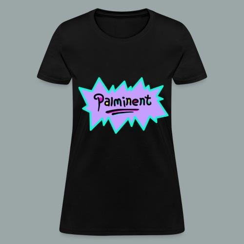 Women's Palminent 90's Tee - Women's T-Shirt