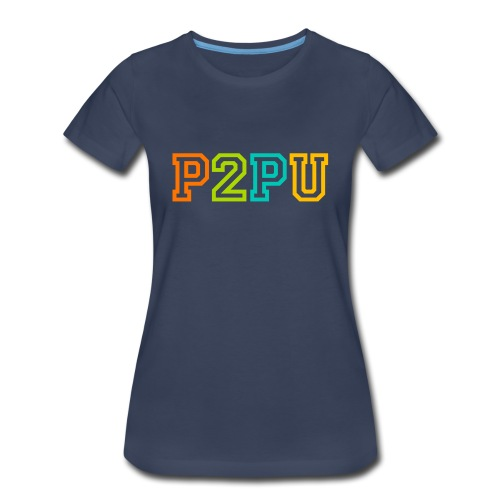 Delia Womens T - Women's Premium T-Shirt
